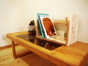 岡山の県産杉材で本棚を作ろう!!「木工教室」