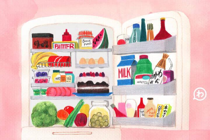 冷蔵庫の肖像