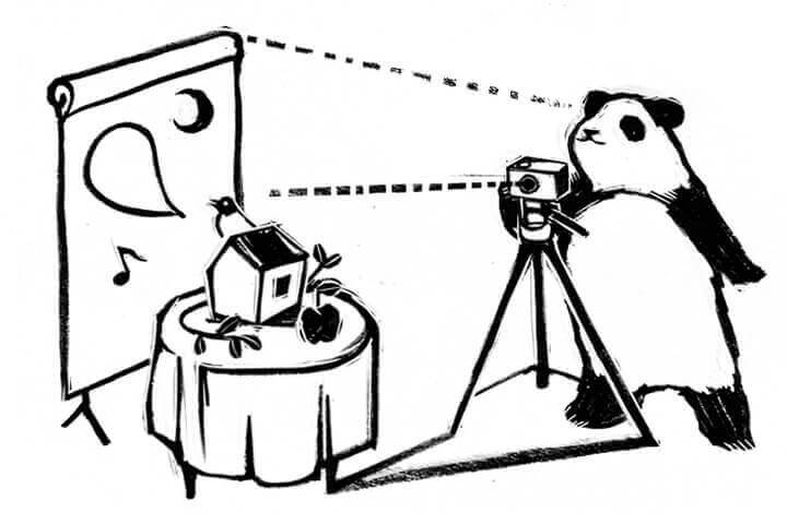 簡単! デジカメ撮影テクニックは瀬戸内パンダに聞け